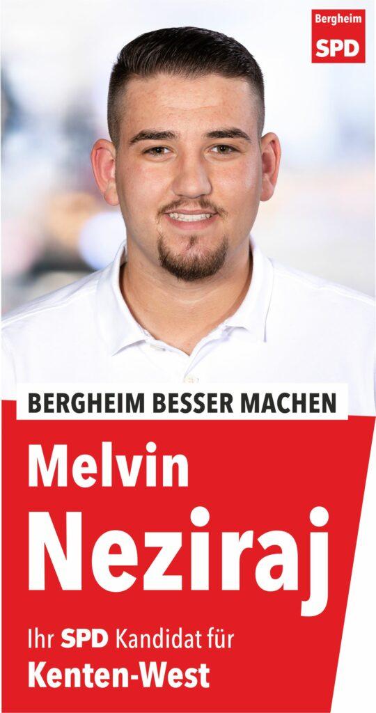 Melvin Neziraj